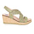 Wanda Panda Izel (Women) - Moss Sandals|Wedge Sandals - The Heel Shoe Fitters