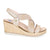 Wanda Panda Izel (Women) - Taupe Sandals|Wedge Sandals - The Heel Shoe Fitters