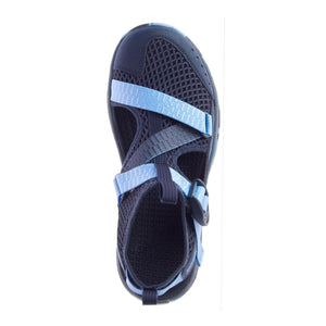 Chaco Odyssey (Women) - Navy Sandals|Active Sandals - The Heel Shoe Fitters