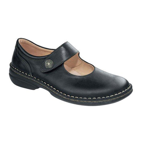 Finn Comfort Laval (Women) - Lead Dress/Casual|Mary Janes - The Heel Shoe Fitters