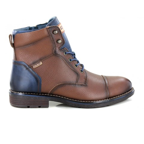 Pikolinos York M2M-8170NG - Cuero Boots|Fashion - Ankle Boot - The Heel Shoe Fitters