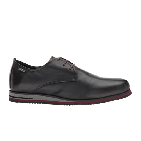 Pikolinos Leon M9H-4106 (Men) - Black Dress-Casual|Lace Ups - The Heel Shoe Fitters