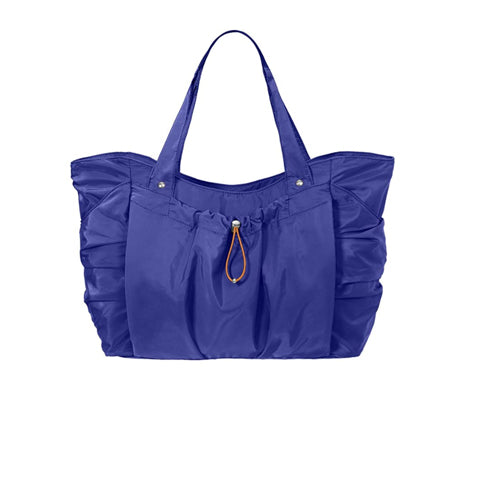 Baggallini Balance Yoga Tote Bag Medium - Cobalt
