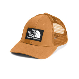The North Face Mudder Trucker (Unisex) - Timber Tan Outerwear - Headwear - Brimmed Hat - The Heel Shoe Fitters