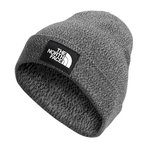 The North Face Dock Worker Recycled Beanie - TNF Dark Grey Heather