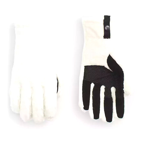 The North Face Osito Etip Glove (Women) - Vintage White