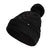 The North Face Cable Minna Beanie - TNF Black Outerwear - Headwear - Beanie - The Heel Shoe Fitters