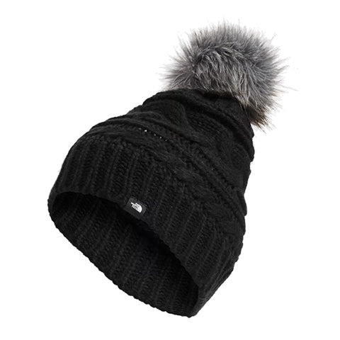 The North Face Triple Cable Beanie - TNF Black Outerwear - Headwear - Beanie - The Heel Shoe Fitters