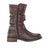 Eric Michael Noelle (Women) - Brown Boots|Fashion - Mid Boot - The Heel Shoe Fitters