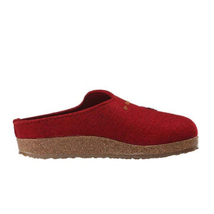 Haflinger Paisley (Women) - Chili Dress/Casual|Clogs & Mules - The Heel Shoe Fitters