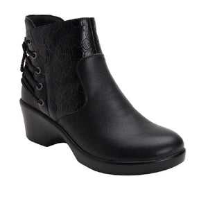 Alegria Stevee (Women) - Cute Stuff Ink Boots|Fashion - Ankle Boot - The Heel Shoe Fitters
