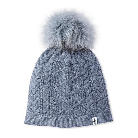Smartwool Bunny Slope Beanie - Medium Gray Heather Outerwear|Headwear|Beanie - The Heel Shoe Fitters