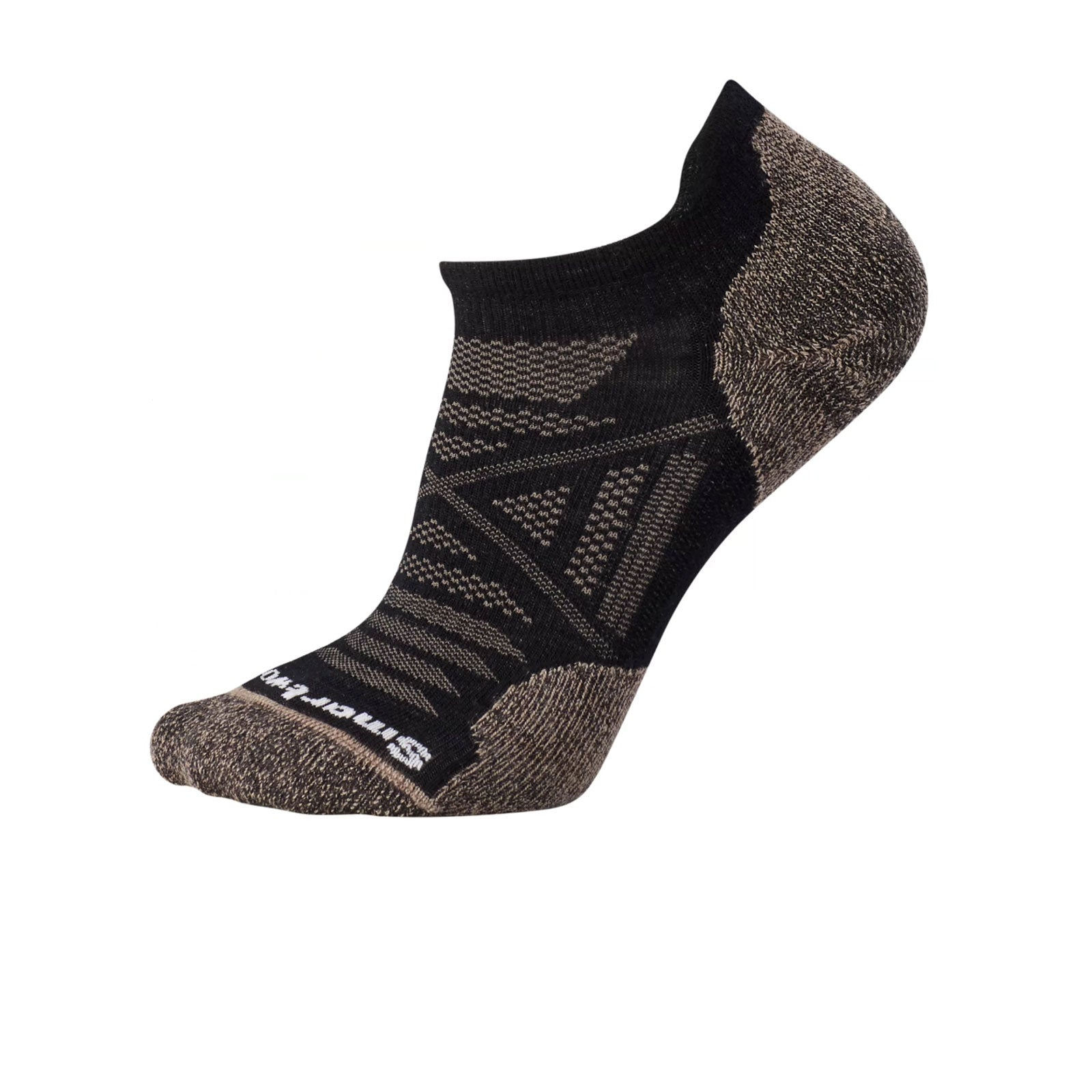 Smartwool PhD Outdoor Light Micro (Men) - Black Socks|Perf - Micro - The Heel Shoe Fitters