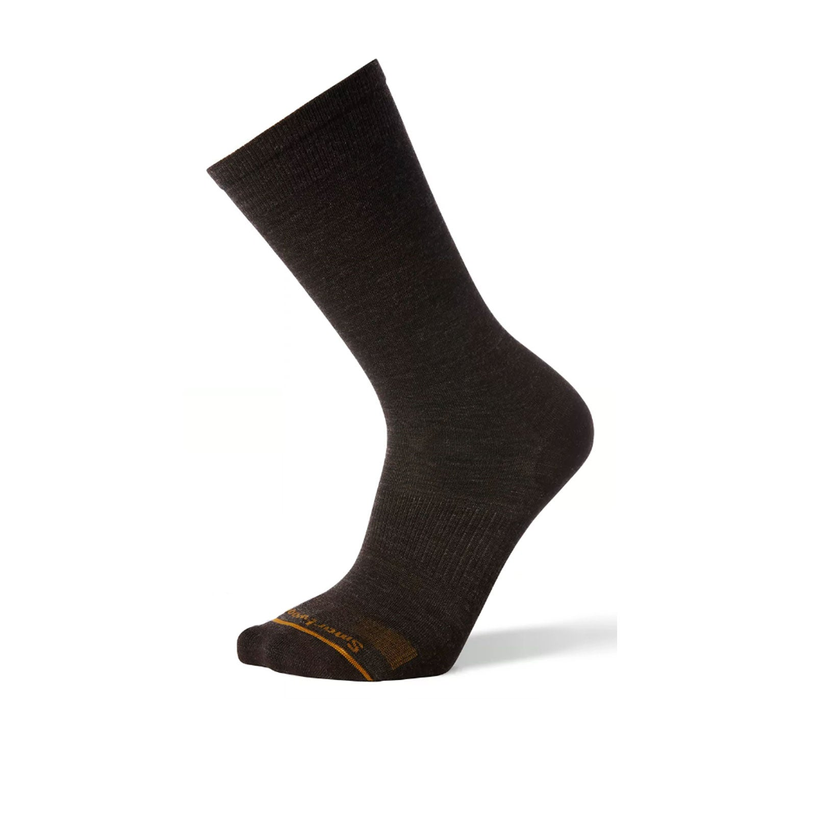 Smartwool Anchor Line Crew (Men) - Chestnut Socks - Life - Crew - The Heel Shoe Fitters