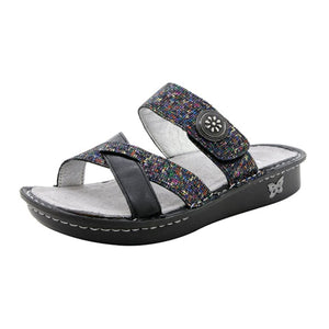 Alegria Victoriah (Women) - All Spice Sandals|Slide Sandals - The Heel Shoe Fitters