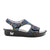 Alegria Viki (Women) - Multicolor Sandals|Wedge Sandals - The Heel Shoe Fitters
