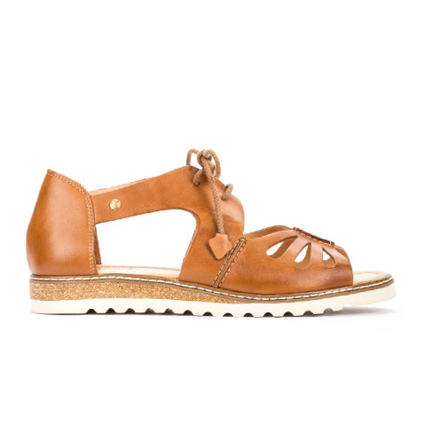 Pikolinos Alcudia W1L-0917 - Brandy Sandals|Backstrap Sandals - The Heel Shoe Fitters