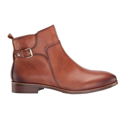 Pikolinos Royal W4D-8760 - Brandy Boots|Fashion - Ankle Boot - The Heel Shoe Fitters