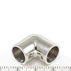 "1"" 90 Degree Stainless Steel Elbow"