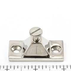 Stainless Steel 2 Hole Side Deck Mount