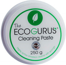 Load image into Gallery viewer, Eco-Friendly Biodegradable Cleaning Paste with Sponge 250g