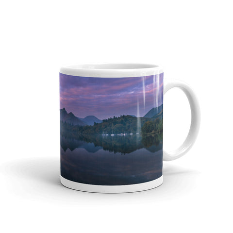 Derwentwater & Lake District National Park (Cumbria) Mug