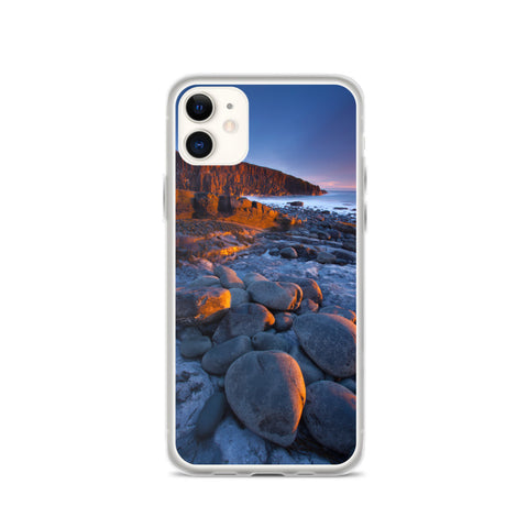 Cullernose Point (Northumberland) iPhone Case