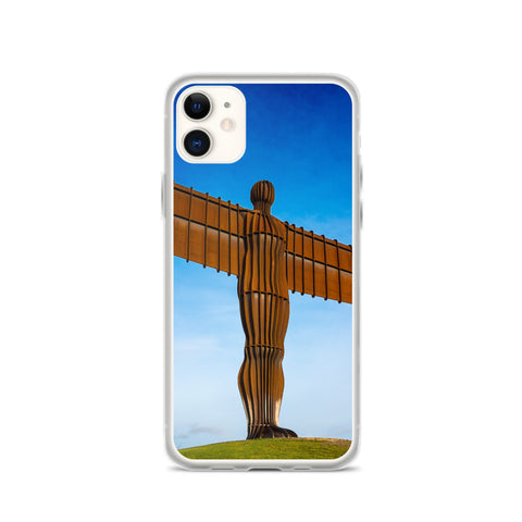 Angel of the North (Tyne and Wear) iPhone Case