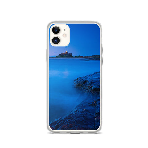 Bamburgh Castle (Northumberland) iPhone Case