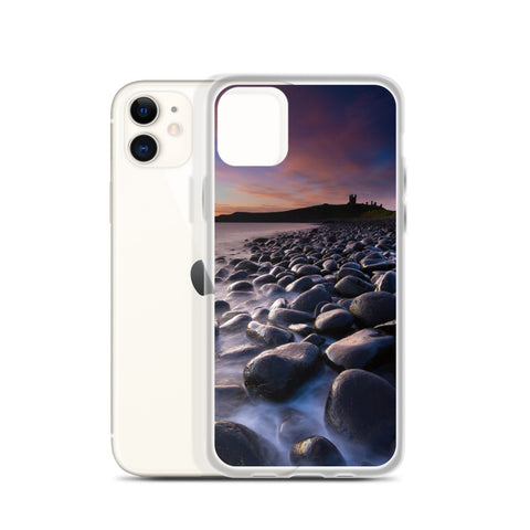 Dunstanburgh Castle (Northumberland) iPhone Case