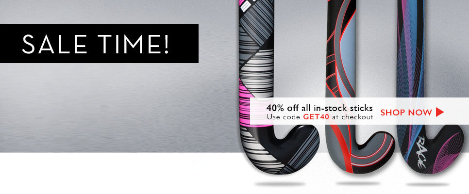 40% off all in-stock sticks - use Code GET 40 - SHOP NOW
