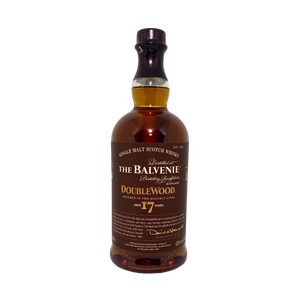 Balvenie Whisky (17 Years) Double Wood