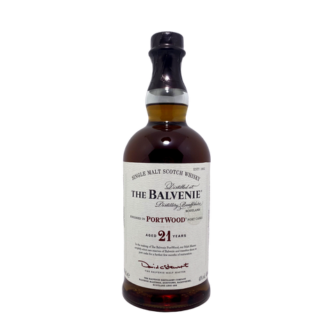 Balvenie Whisky (21 Years) Portwood