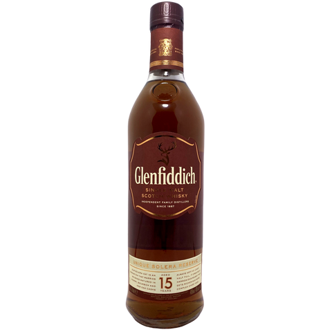 Glenfiddich Whisky (15 Years)