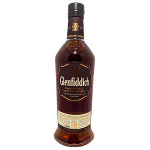 Glenfiddich Whisky (18 Years)