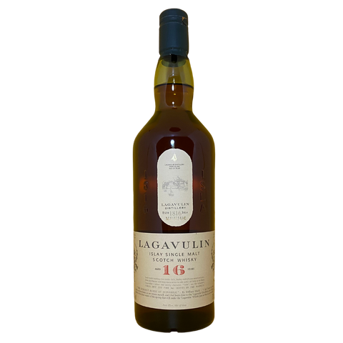 Lagavulin Scotch Whisky (16 Years)