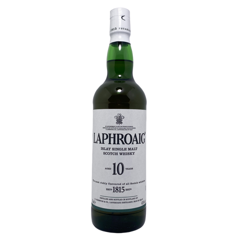 Laphroaig Whisky (10 Years)