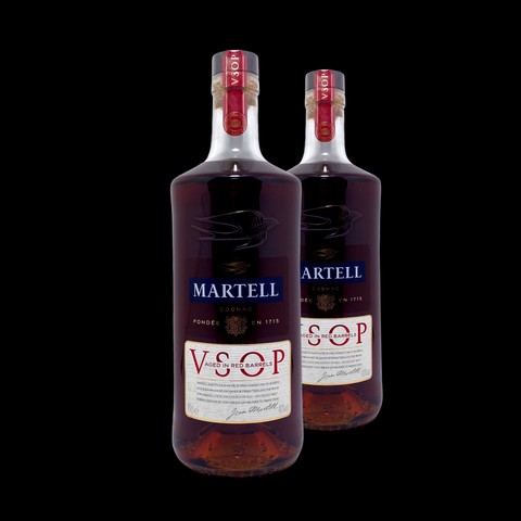 Martell V.S.O.P. Cognac (Twin Bottle Deal)