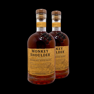 Monkey Shoulder Whisky (Twin Bottle Deal)