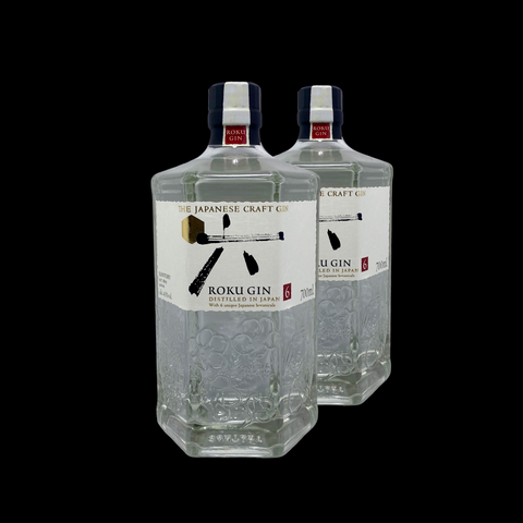 Roku Gin (Twin Bottle Deal)