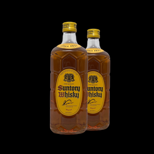 Suntory Whisky (Twin Bottle Deal)