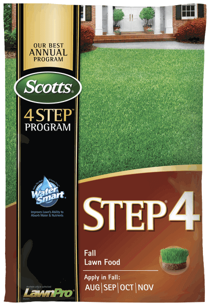 Scotts® STEP® 4 - Fall Lawn Food