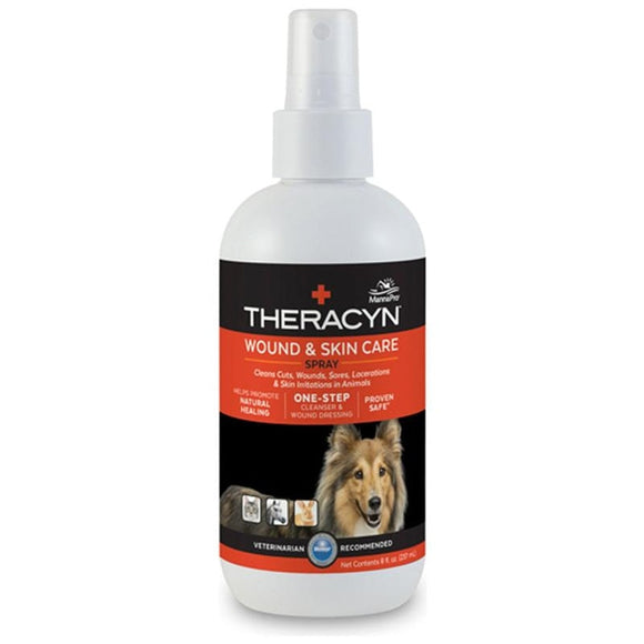 THERACYN WOUND & SKIN CARE SPRAY- PET
