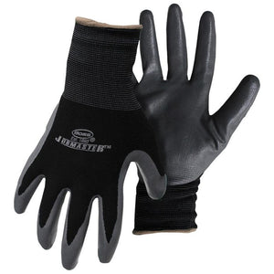 Boss Men's Jobmaster Nylon W/Nitrile Coated Palm Glove