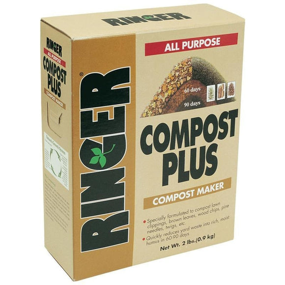 RINGER COMPOST PLUS COMPOST MAKER