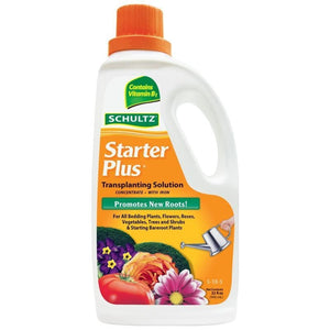 STARTER PLUS LIQUID PLANT FOOD