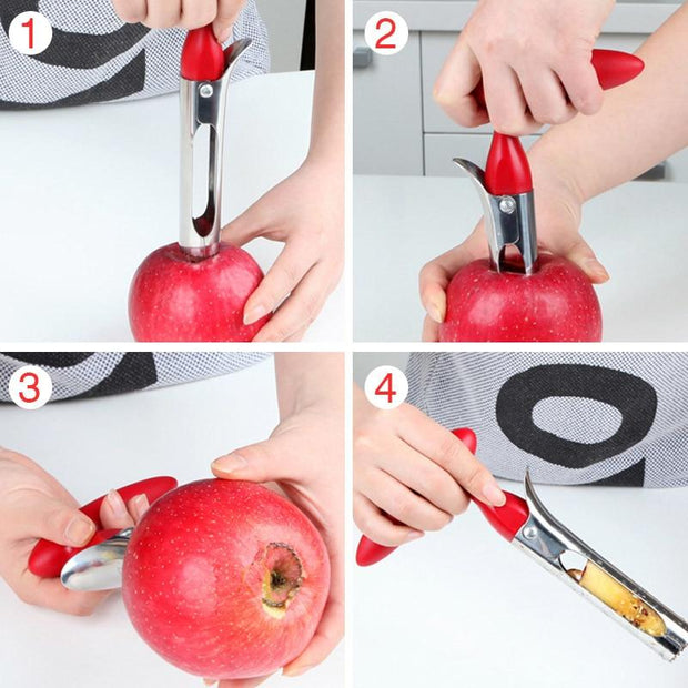 Apple Drill Core Remover