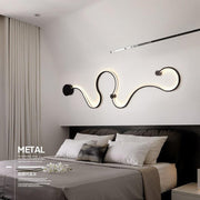 Acrylic Modern LED Wall Light