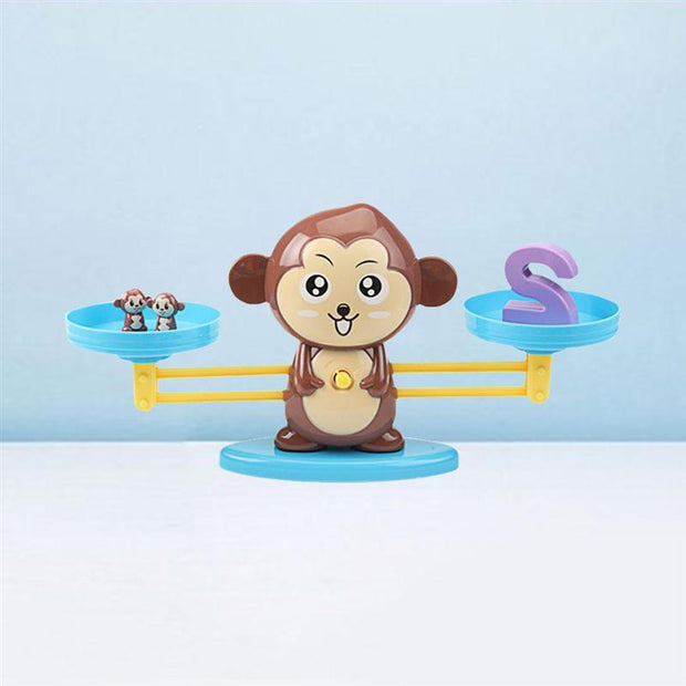 Monkey Balance Teacher