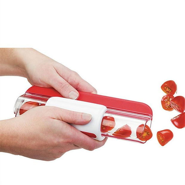 Quick Mini Tomato Slicer